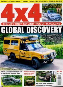 4 X 4 Magazine OCT 21 Order Online