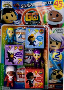 Go Jetters Magazine Issue NO 61