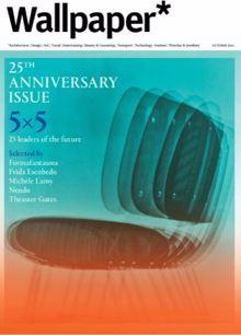 Wallpaper Magazine Issue OCT 21