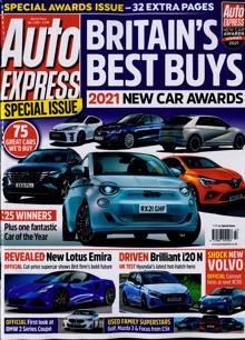 Auto Express Specials Magazine 07/07/2021 Order Online