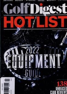 Golf Digest (Usa) Magazine Issue 04