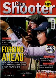 Clay Shooter Magazine AUG 21 Order Online