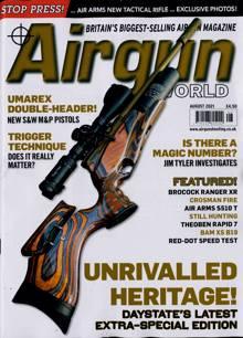 Airgun World Magazine AUG 21 Order Online