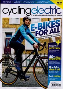Cycling Electric Magazine ONE SHOT Order Online