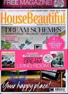 House Beautiful  Magazine Issue SEP 21