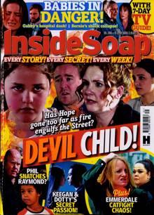 Inside Soap Magazine 31/07/2021 Order Online