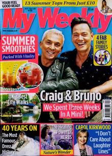 My Weekly Magazine 31/07/2021 Order Online