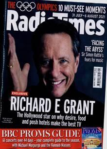 Radio Times South Magazine 31/07/2021 Order Online