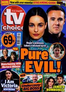 Tv Choice England Magazine NO 31 Order Online