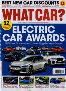 What Car Magazine SEP 21 Order Online
