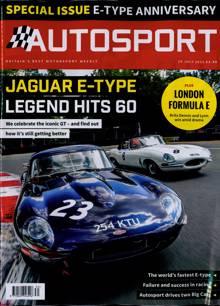 Autosport Magazine 29/07/2021 Order Online
