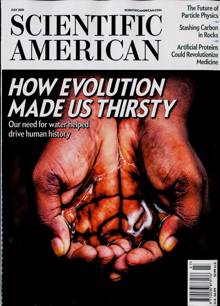 Scientific American Magazine JUL 21 Order Online