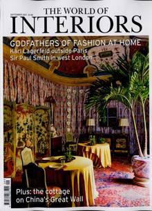 World Of Interiors Magazine Issue SEP 21
