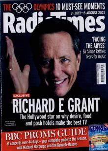 Radio Times London Edition Magazine 31/07/2021 Order Online