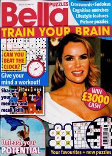Bella Puzzles Train Yr Brain Magazine NO 8 Order Online