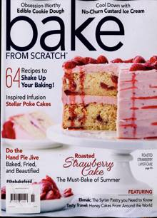 Bake From Scratch Magazine Issue JUL-AUG