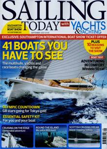 Sailing Today Magazine Issue SEP 21