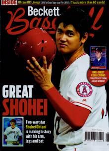 Beckett Baseball Magazine AUG 21 Order Online