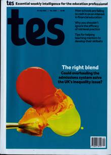 Times Educational Supplement Magazine Issue 30/07/2021