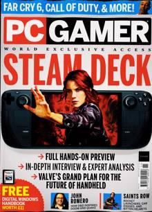 Pc Gamer Dvd Magazine NO 362 Order Online