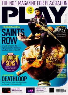 Play Magazine NOV 21 Order Online