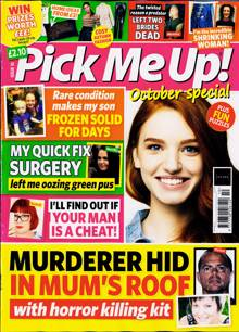 Pick Me Up Special Series Magazine Issue OCT 21