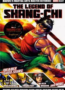 Marvel Select Magazine LD OF SHGI Order Online