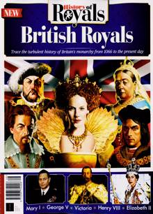 History Of Royals Magazine NO 66 Order Online