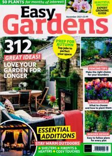Easy Gardens Magazine NOV 21 Order Online