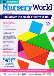 Nursery World Magazine SEP 21 Order Online
