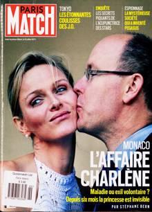 Paris Match Magazine NO 3769 Order Online