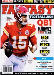Athlon Fantasy Football Magazine 15 Order Online