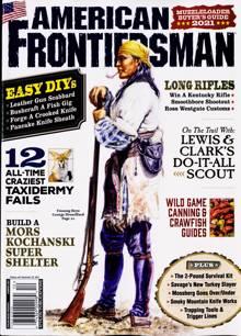 American Frontiersman Magazine Issue 12