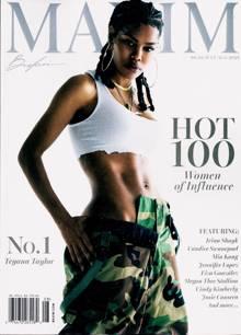 Maxim Us Magazine Issue 08