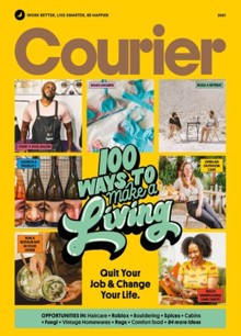 Courier 100 Ways To Make A Living Magazine 100 Ways Order Online