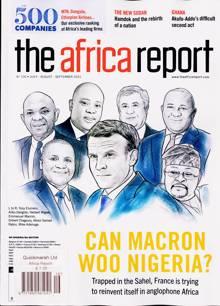 Africa Report Magazine NO 116 Order Online