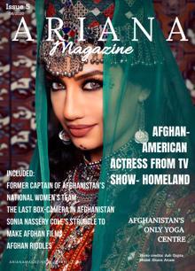 Ariana Magazine Issue 05 Order Online