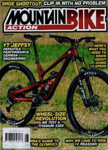 Mountain Bike Action Magazine AUG 21 Order Online