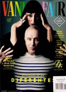 Vanity Fair Spanish Magazine Issue NO 155