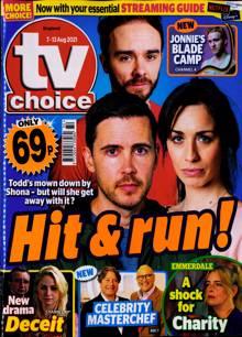 Tv Choice England Magazine NO 32 Order Online
