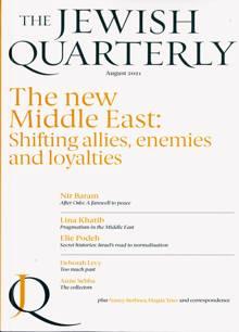 Jewish Quarterly Magazine NO 245 Order Online