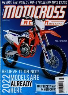 Motocross Action Magazine AUG 21 Order Online