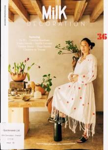Milk Decoration French Magazine 36 Order Online