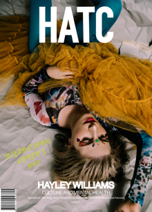 Head Above The Clouds 3.1 Hayley Williams Magazine 3.1 Hayley Williams Order Online