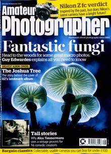 Amateur Photographer Magazine Issue 18/09/2021