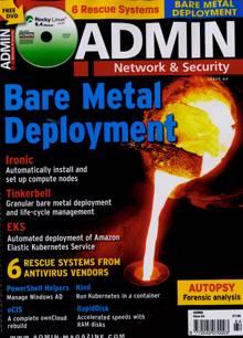 Admin Magazine NO 64 Order Online