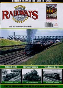British Railways Illustrated Magazine VOL40/4 Order Online