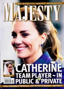 Majesty Magazine OCT 21 Order Online