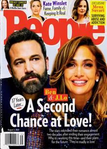 People Magazine 02/08/2021 Order Online