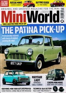 Mini World Magazine Issue OCT 21